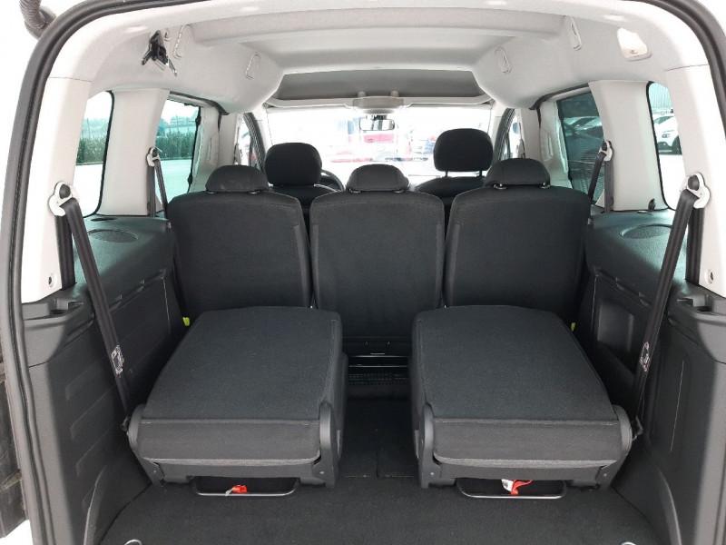 Photo 7 de l'offre de CITROEN BERLINGO BLUEHDI 120CH SHINE S&S 7 PLACES à 16290€ chez Carlyss automobiles Vitré