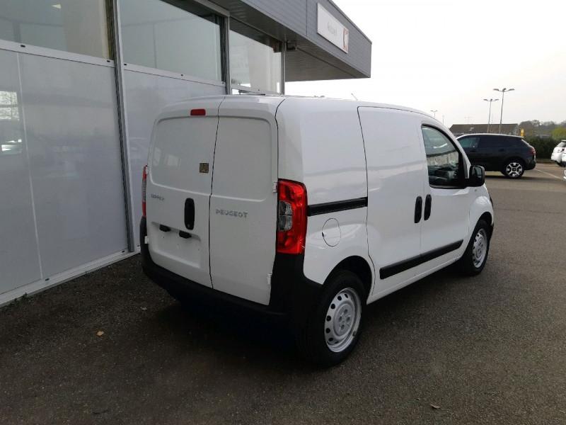 Photo 3 de l'offre de PEUGEOT BIPPER 117 L1 1.3 HDI 75CH PACK CLIM à 6990€ chez Carlyss automobiles Vitré