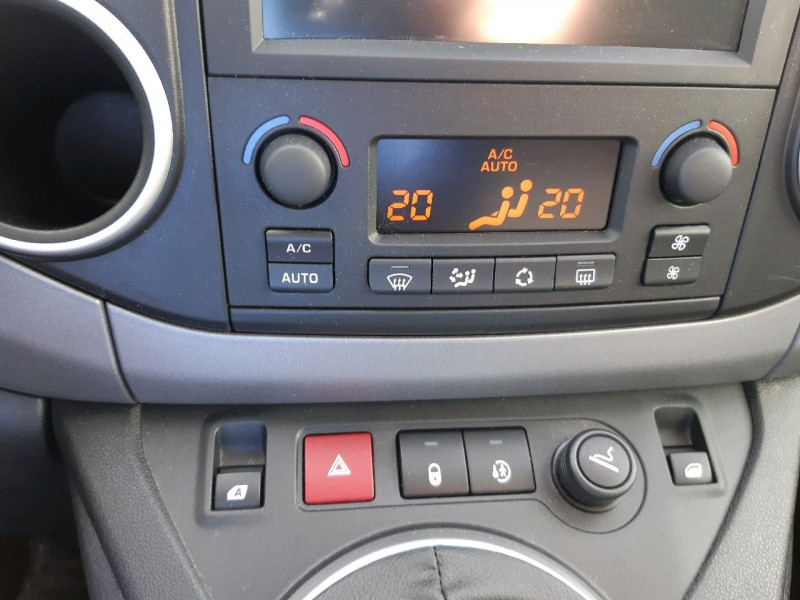 Photo 10 de l'offre de CITROEN BERLINGO BLUEHDI 120CH SHINE S&S 7 PLACES à 16290€ chez Carlyss automobiles Vitré
