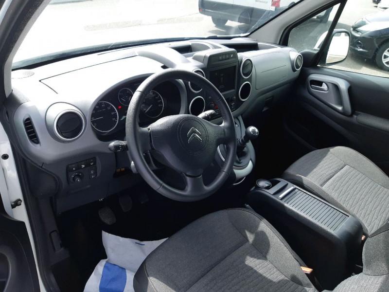 Photo 5 de l'offre de CITROEN BERLINGO BLUEHDI 120CH SHINE S&S 7 PLACES à 16290€ chez Carlyss automobiles Vitré