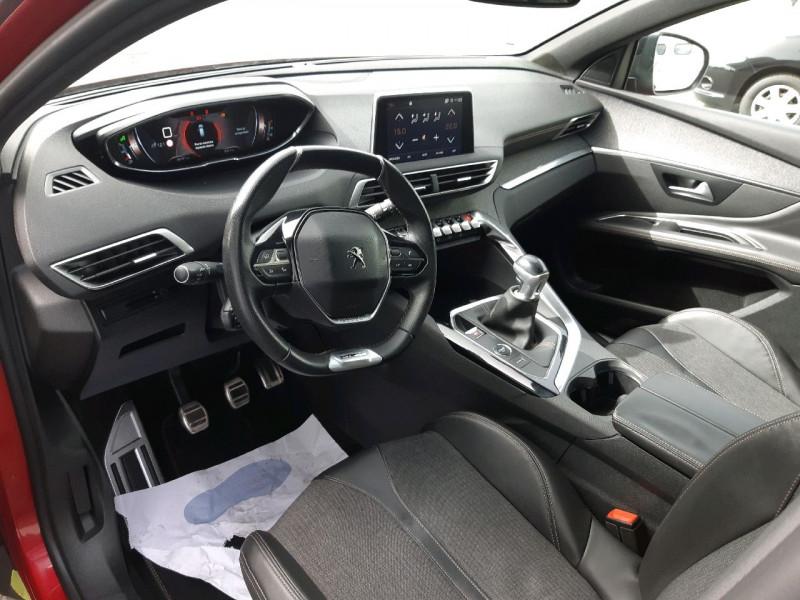 Photo 4 de l'offre de PEUGEOT 3008 1.5 BLUEHDI 130CH E6.C GT LINE S&S à 24790€ chez Carlyss automobiles Vitré
