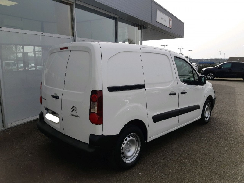 Photo 3 de l'offre de CITROEN BERLINGO M 1.6 BLUEHDI 100 CLUB à 8490€ chez Carlyss automobiles Vitré