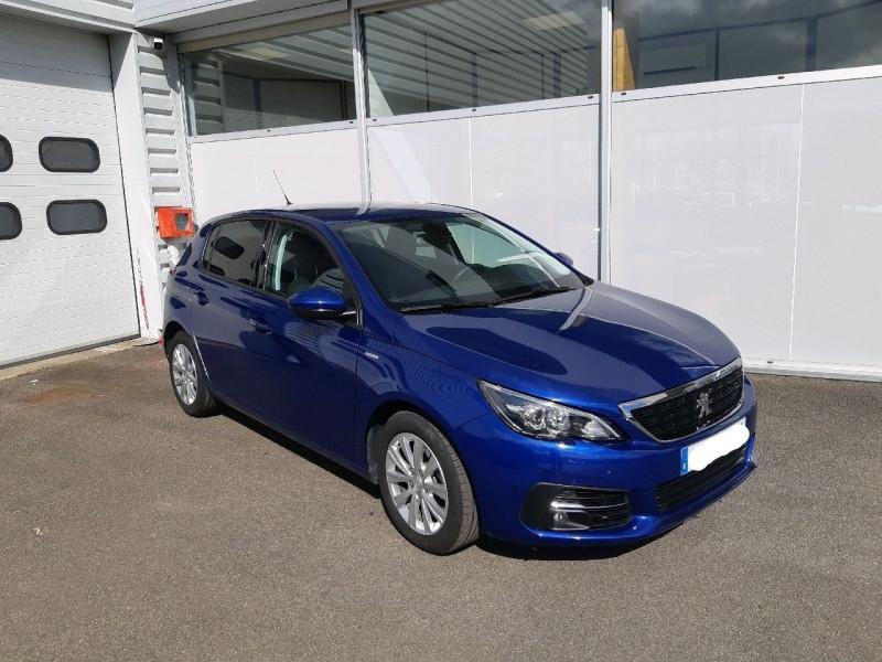 Peugeot 308 1.5 BLUEHDI 130CH S&S STYLE Diesel BLEU MAGNETIQUE Occasion à vendre