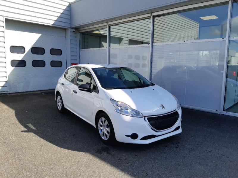 Peugeot 208 1.4 HDI FAP ACCESS 5P Diesel BLANC Occasion à vendre