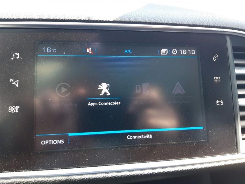 Photo 16 de l'offre de PEUGEOT 308 SW 2.0 BLUEHDI 150CH S&S ALLURE EAT6 à 15990€ chez Carlyss automobiles Vitré