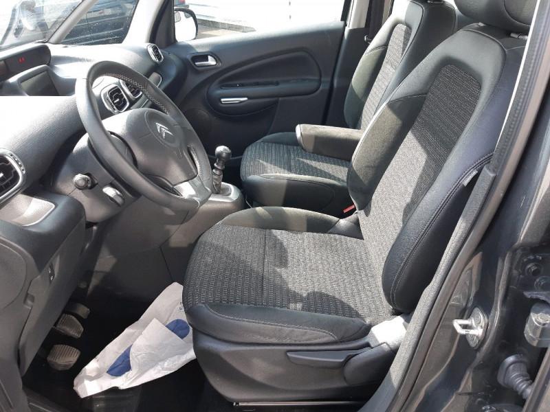 Photo 6 de l'offre de CITROEN C3 PICASSO 1.6 HDI115 EXCLUSIVE à 9790€ chez Carlyss automobiles Vitré