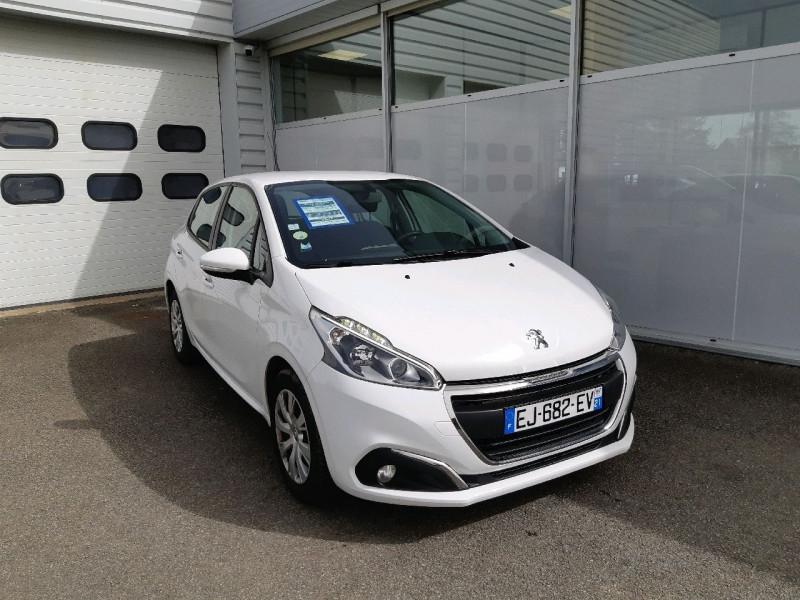 Peugeot 208 1.6 BLUEHDI 100CH ACTIVE 5P Diesel BLANC Occasion à vendre