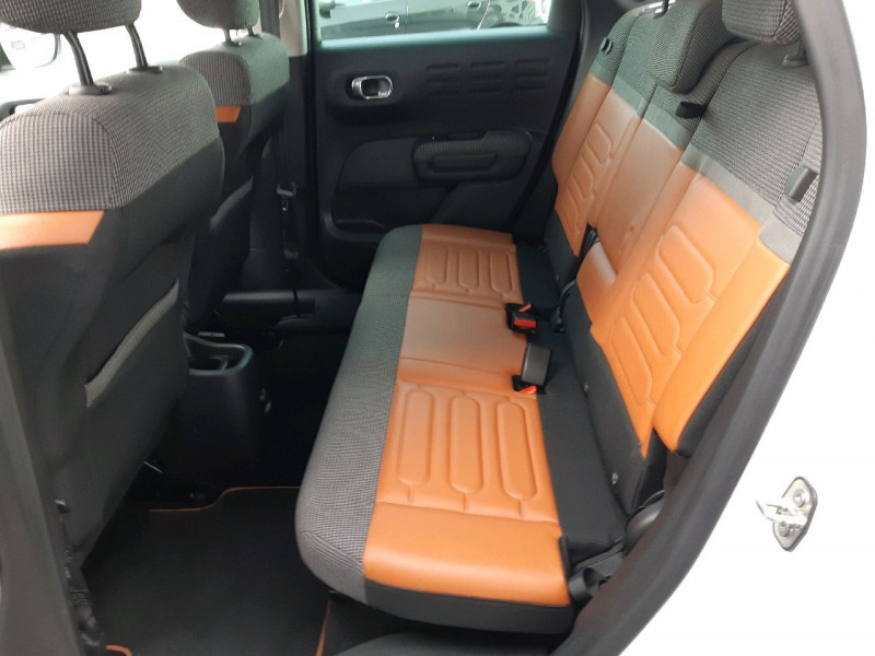 Photo 6 de l'offre de CITROEN C3 AIRCROSS BLUEHDI 120CH S&S SHINE à 16490€ chez Carlyss automobiles Vitré