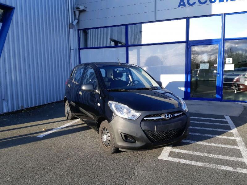 Photo 1 de l'offre de HYUNDAI I10 1.1 BASE à 3990€ chez Carlyss automobiles Vitré