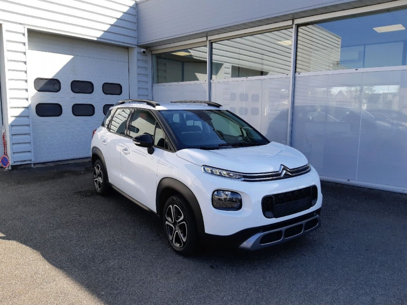 Citroen C3 AIRCROSS BLUEHDI 100CH S&S FEEL BUSINESS 96G Diesel BLANC Occasion à vendre