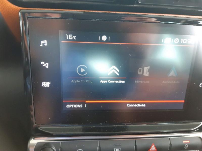Photo 11 de l'offre de CITROEN C3 AIRCROSS BLUEHDI 120CH S&S SHINE à 16490€ chez Carlyss automobiles Vitré