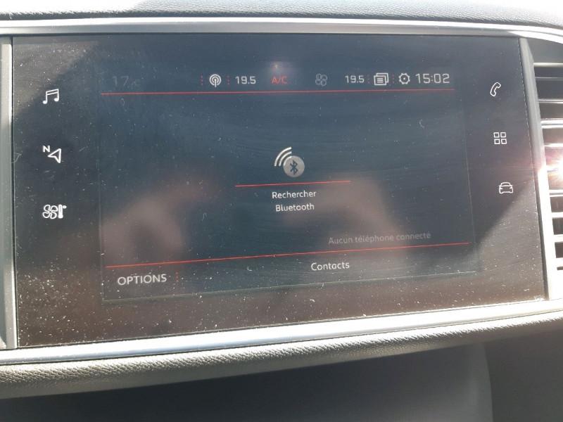 Photo 17 de l'offre de PEUGEOT 308 SW 1.5 BLUEHDI 130CH S&S GT LINE à 16490€ chez Carlyss automobiles Vitré