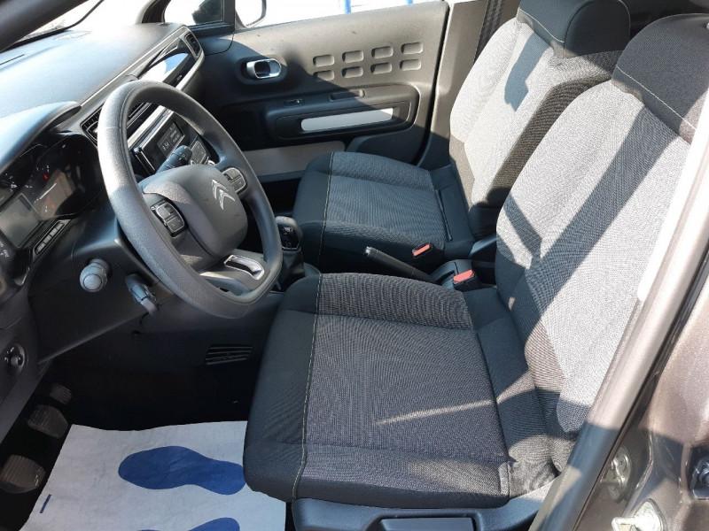 Photo 5 de l'offre de CITROEN C3 PURETECH 68CH FEEL à 9490€ chez Carlyss automobiles Vitré