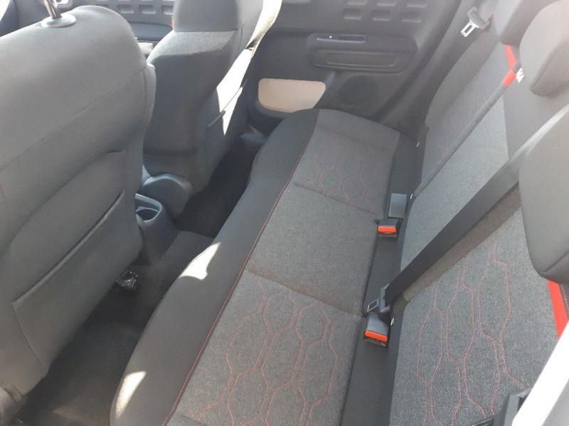 Photo 10 de l'offre de CITROEN C3 BLUEHDI 100CH SHINE S&S E6.D-TEMP à 13990€ chez Carlyss automobiles Vitré