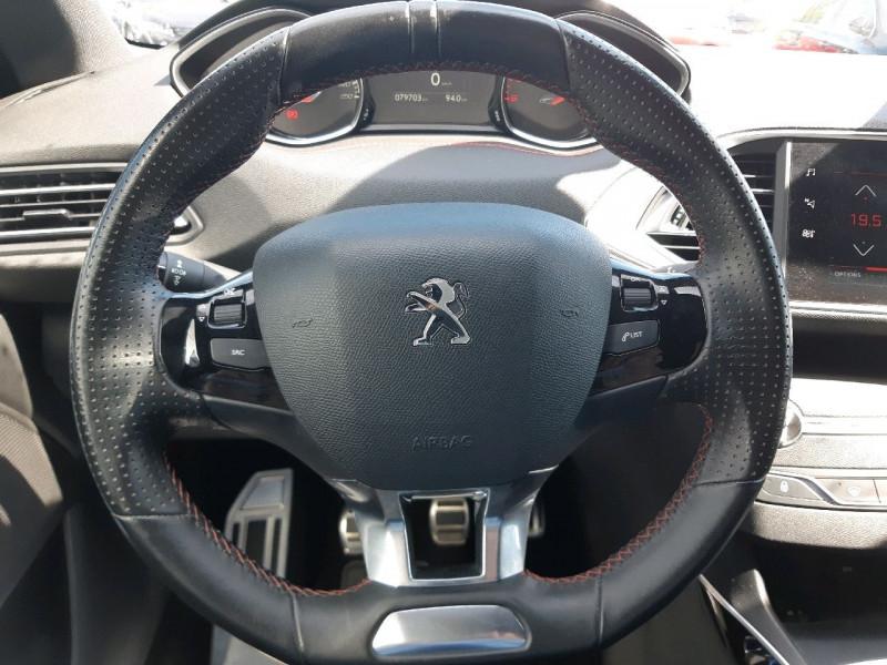 Photo 13 de l'offre de PEUGEOT 308 SW 1.5 BLUEHDI 130CH S&S GT LINE à 16490€ chez Carlyss automobiles Vitré