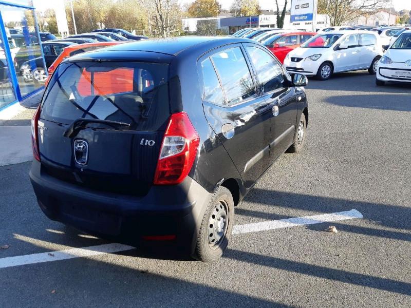 Photo 2 de l'offre de HYUNDAI I10 1.1 BASE à 3990€ chez Carlyss automobiles Vitré