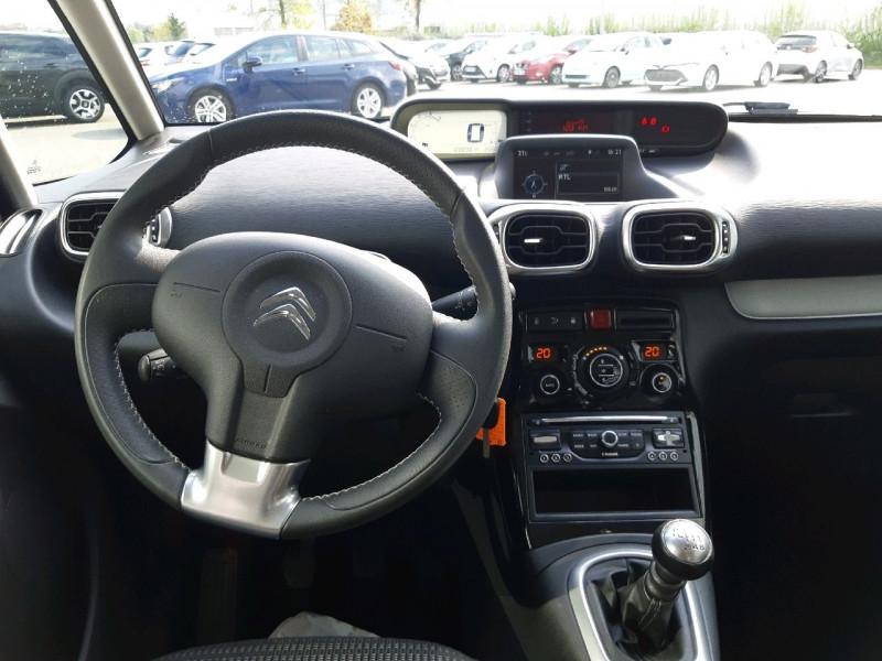 Photo 5 de l'offre de CITROEN C3 PICASSO 1.6 HDI115 EXCLUSIVE à 9790€ chez Carlyss automobiles Vitré