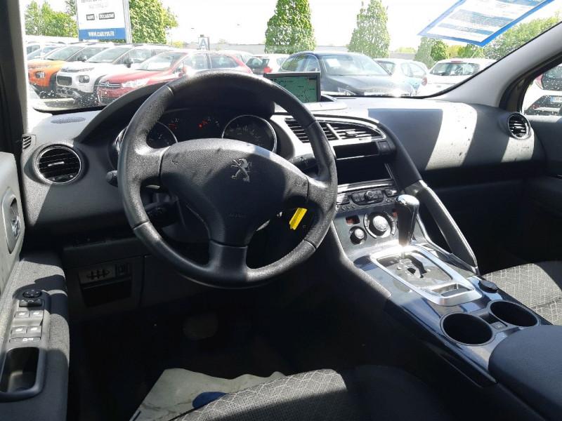 Photo 4 de l'offre de PEUGEOT 3008 2.0 HDI160 FAP ALLURE BA à 13390€ chez Carlyss automobiles Vitré