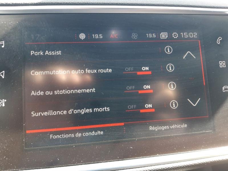 Photo 18 de l'offre de PEUGEOT 308 SW 1.5 BLUEHDI 130CH S&S GT LINE à 16490€ chez Carlyss automobiles Vitré