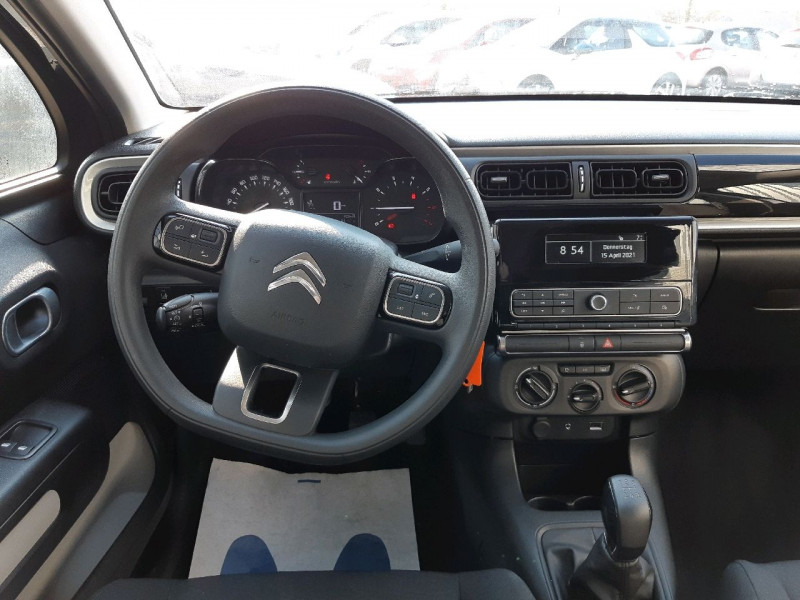 Photo 4 de l'offre de CITROEN C3 PURETECH 68CH FEEL à 9490€ chez Carlyss automobiles Vitré
