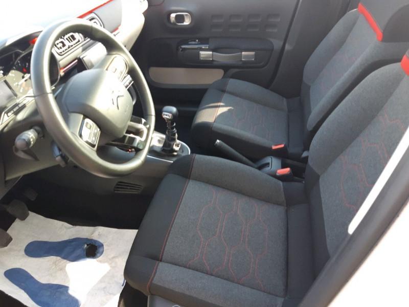 Photo 9 de l'offre de CITROEN C3 BLUEHDI 100CH SHINE S&S E6.D-TEMP à 13990€ chez Carlyss automobiles Vitré