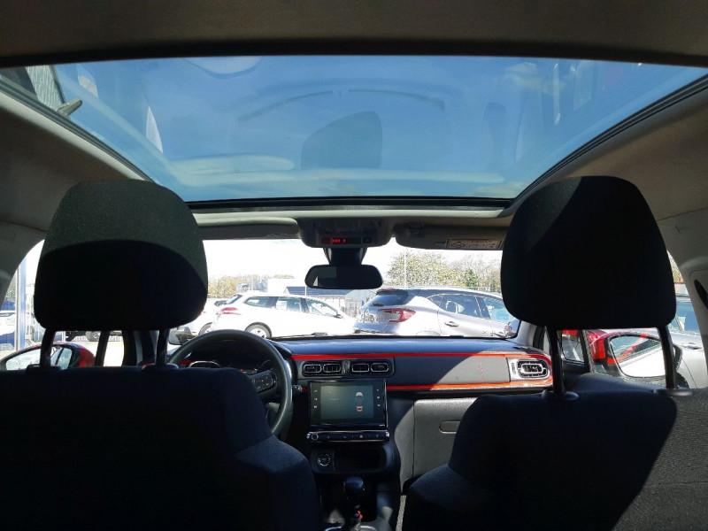 Photo 8 de l'offre de CITROEN C3 BLUEHDI 100CH SHINE S&S E6.D-TEMP à 13990€ chez Carlyss automobiles Vitré