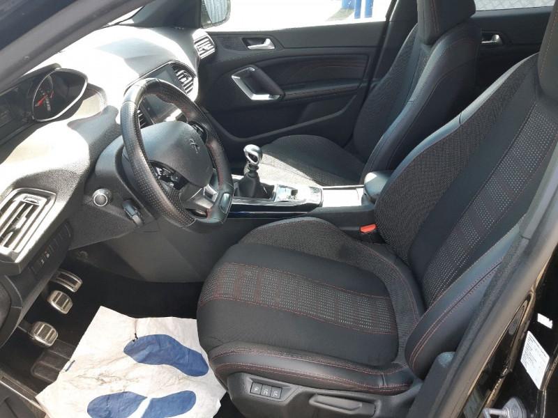 Photo 6 de l'offre de PEUGEOT 308 SW 1.5 BLUEHDI 130CH S&S GT LINE à 16490€ chez Carlyss automobiles Vitré