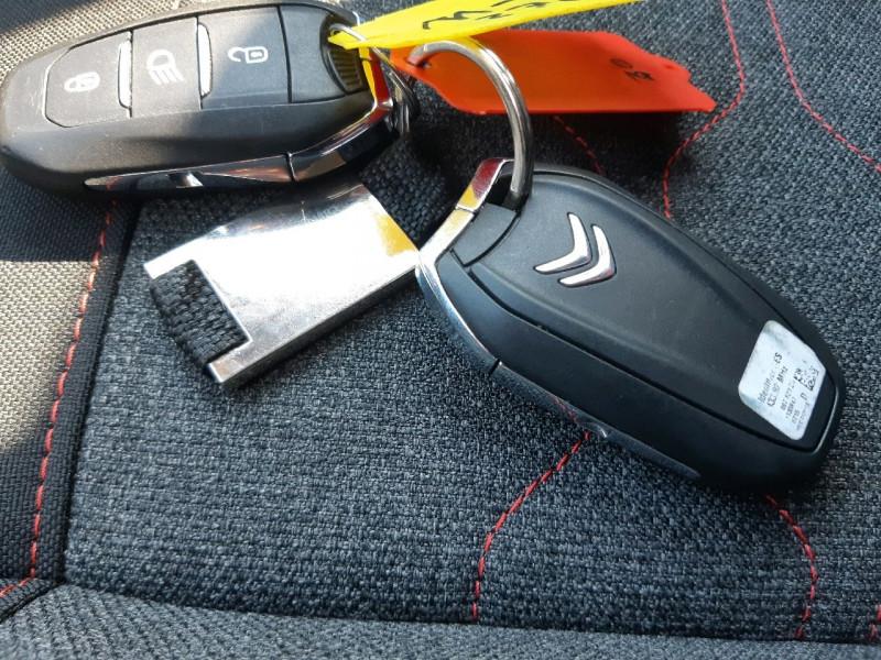 Photo 21 de l'offre de CITROEN C3 BLUEHDI 100CH SHINE S&S E6.D-TEMP à 13990€ chez Carlyss automobiles Vitré
