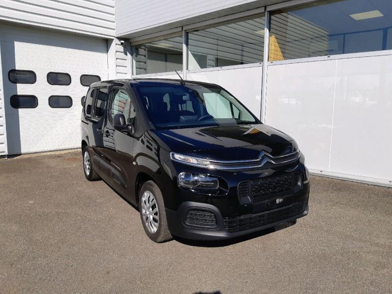 Citroen BERLINGO M BLUEHDI 100CH FEEL Diesel NOIR Occasion à vendre