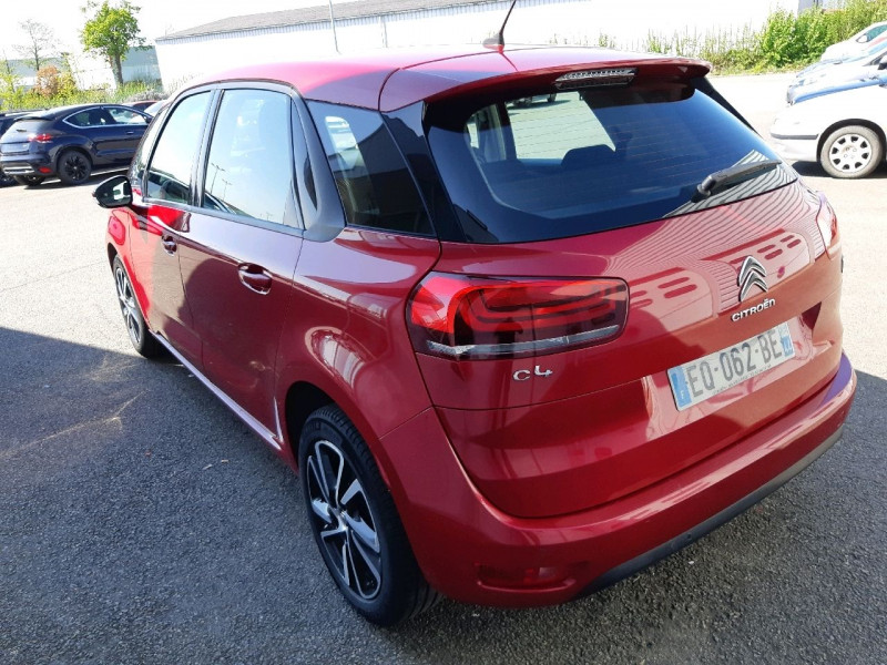 Photo 3 de l'offre de CITROEN C4 PICASSO BLUEHDI 120CH BUSINESS S&S EAT6 à 10490€ chez Carlyss automobiles Vitré
