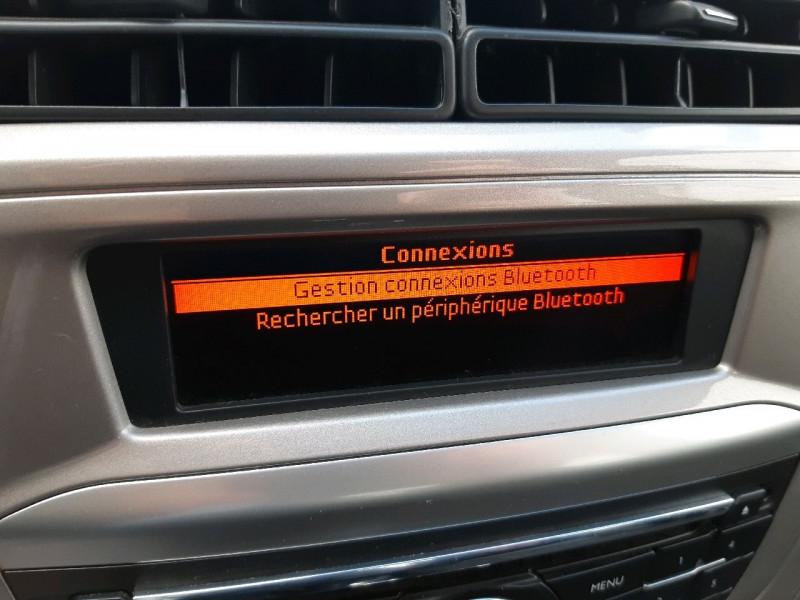 Photo 8 de l'offre de CITROEN C-ELYSEE BLUEHDI 100CH CONFORT à 8990€ chez Carlyss automobiles Vitré