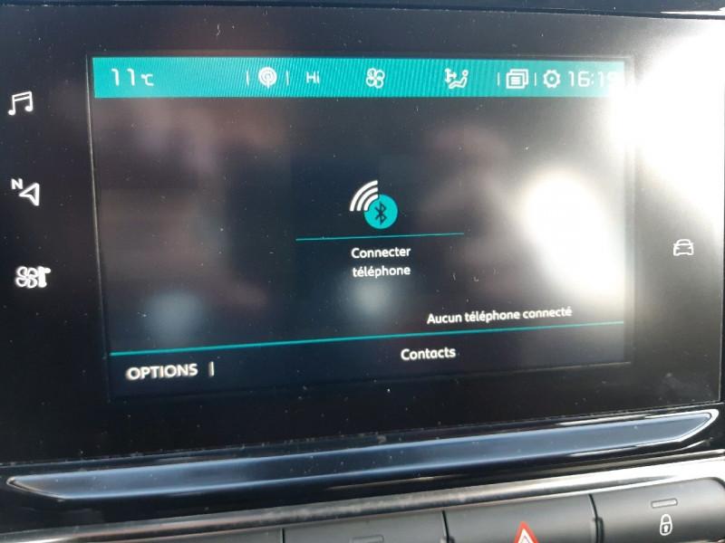 Photo 17 de l'offre de CITROEN C3 BLUEHDI 100CH SHINE S&S E6.D-TEMP à 13990€ chez Carlyss automobiles Vitré