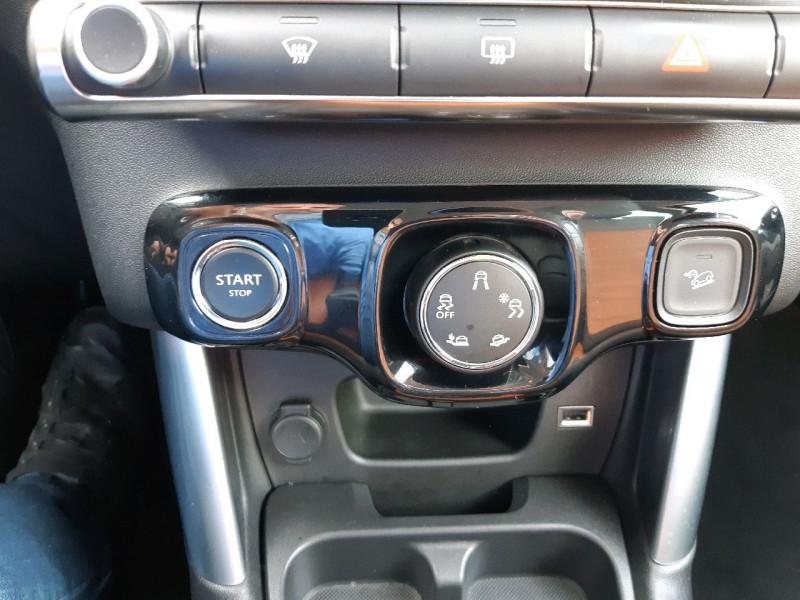 Photo 8 de l'offre de CITROEN C3 AIRCROSS BLUEHDI 120CH S&S SHINE à 16490€ chez Carlyss automobiles Vitré