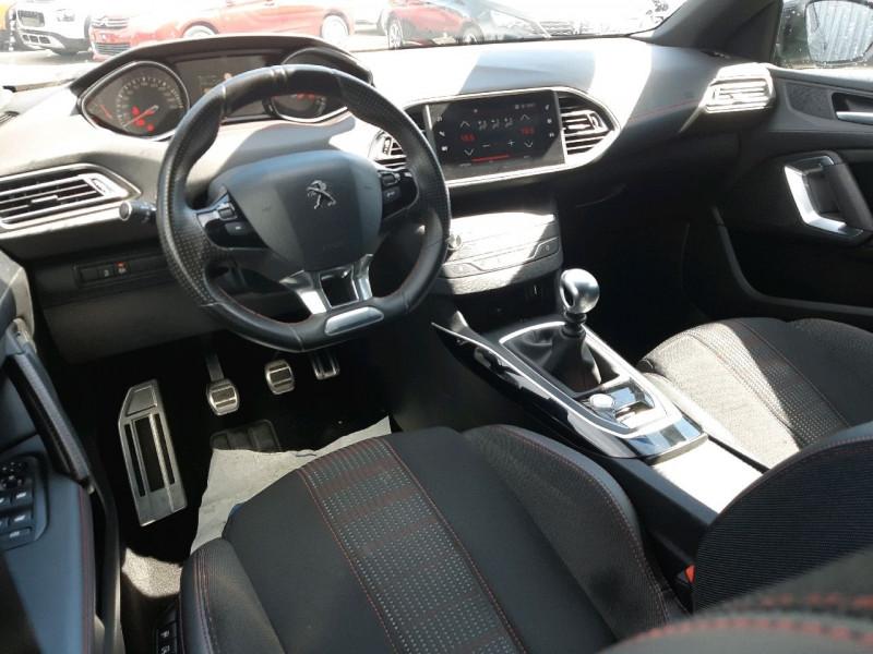 Photo 5 de l'offre de PEUGEOT 308 SW 1.5 BLUEHDI 130CH S&S GT LINE à 16490€ chez Carlyss automobiles Vitré
