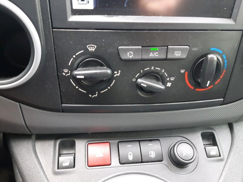 Photo 9 de l'offre de CITROEN BERLINGO M 1.6 BLUEHDI 100 CLUB à 10990€ chez Carlyss automobiles Vitré