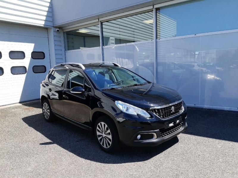 Peugeot 2008 1.6 BLUEHDI 100CH ACTIVE Diesel NOIR PERLA Occasion à vendre