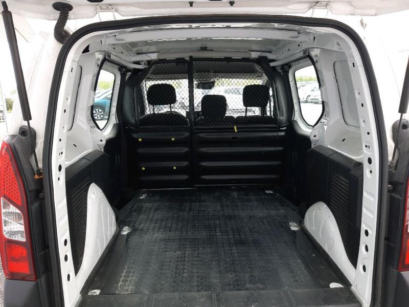 Photo 5 de l'offre de CITROEN BERLINGO M 1.6 BLUEHDI 100 CLUB à 10990€ chez Carlyss automobiles Vitré