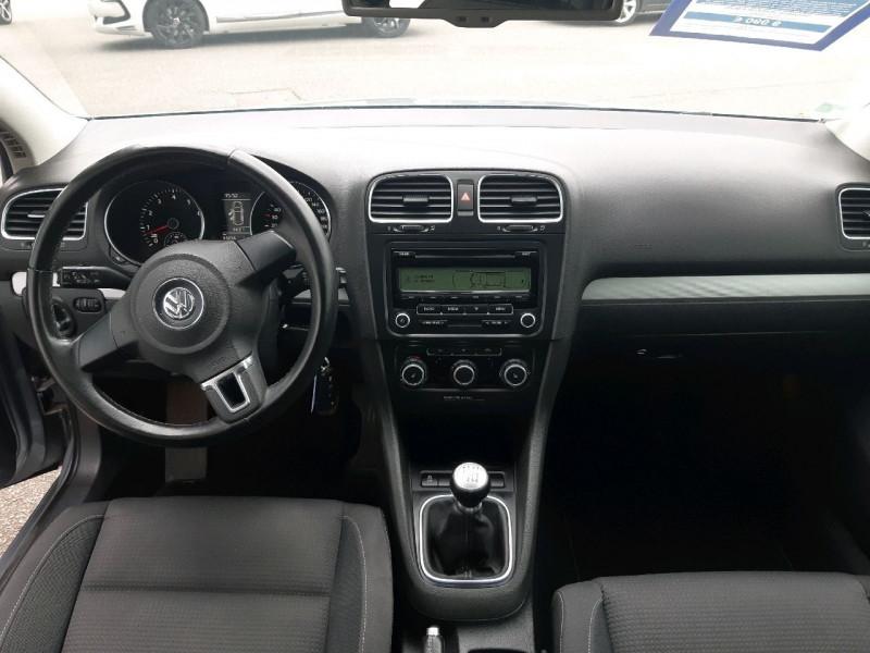 Photo 10 de l'offre de VOLKSWAGEN GOLF VI 1.2 TSI 105CH BLUEMOTION TECHNOLOGY à 9990€ chez Carlyss automobiles Vitré