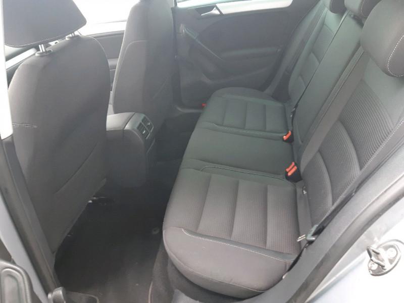 Photo 8 de l'offre de VOLKSWAGEN GOLF VI 1.2 TSI 105CH BLUEMOTION TECHNOLOGY à 9990€ chez Carlyss automobiles Vitré