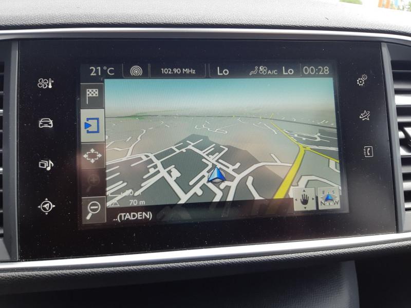 Photo 16 de l'offre de PEUGEOT 308 SW 2.0 BLUEHDI 150CH GT LINE S&S EAT6 à 16790€ chez Carlyss automobiles Vitré