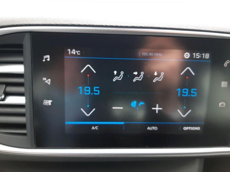 Photo 7 de l'offre de PEUGEOT 308 1.5 BLUEHDI 130CH S&S ACTIVE à 17490€ chez Carlyss automobiles Vitré