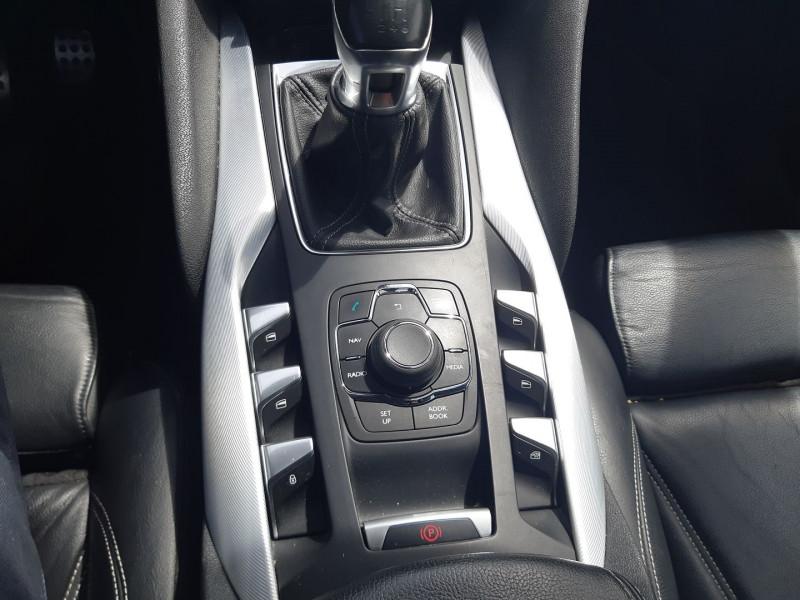 Photo 17 de l'offre de CITROEN DS5 2.0 HDI160 SPORT CHIC à 12490€ chez Carlyss automobiles Vitré