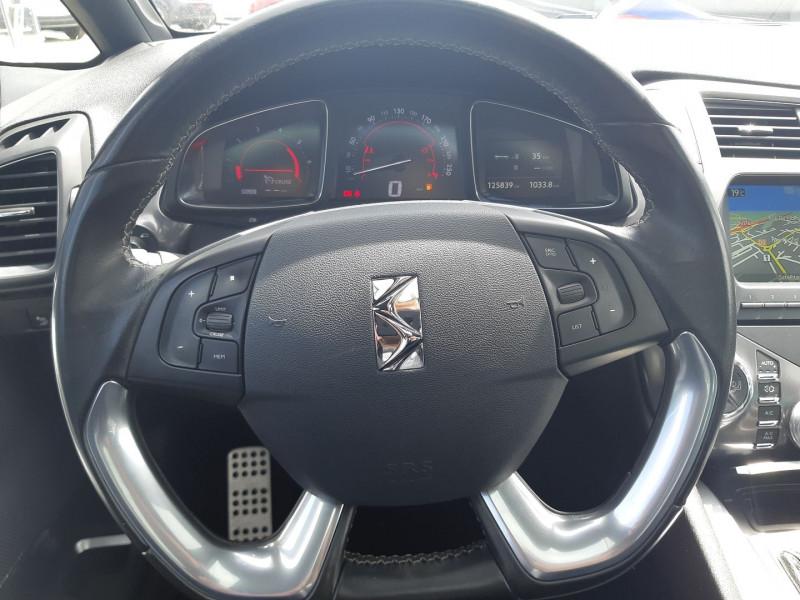 Photo 21 de l'offre de CITROEN DS5 2.0 HDI160 SPORT CHIC à 12490€ chez Carlyss automobiles Vitré