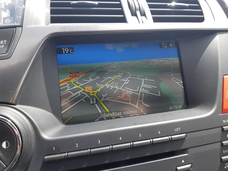 Photo 14 de l'offre de CITROEN DS5 2.0 HDI160 SPORT CHIC à 12490€ chez Carlyss automobiles Vitré