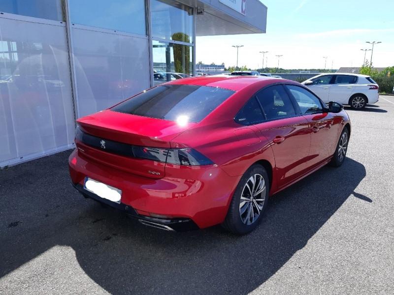 Photo 3 de l'offre de PEUGEOT 508 BLUEHDI 130CH S&S GT LINE EAT8 à 27990€ chez Carlyss automobiles Vitré