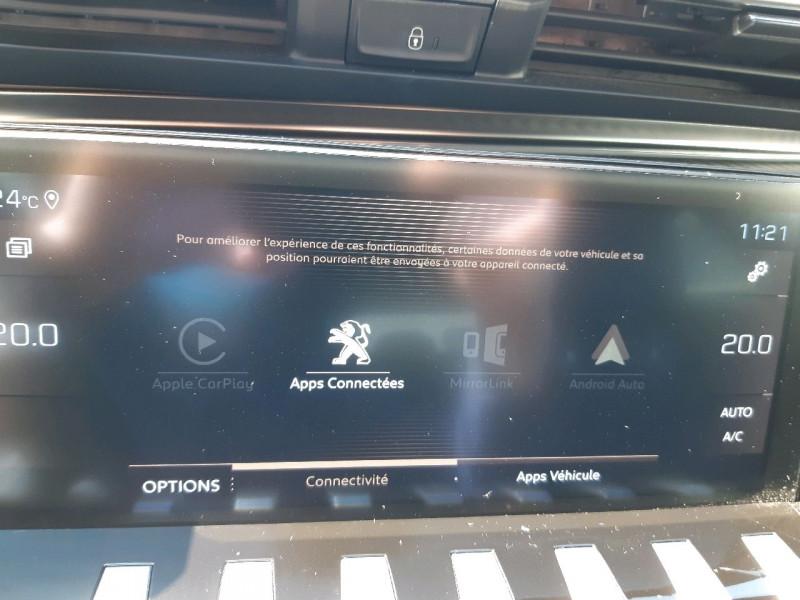 Photo 15 de l'offre de PEUGEOT 508 BLUEHDI 130CH S&S GT LINE EAT8 à 27990€ chez Carlyss automobiles Vitré