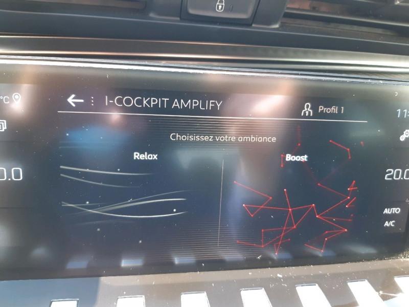 Photo 14 de l'offre de PEUGEOT 508 BLUEHDI 130CH S&S GT LINE EAT8 à 27990€ chez Carlyss automobiles Vitré