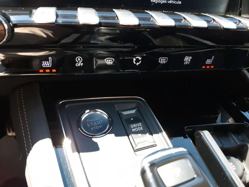 Photo 9 de l'offre de PEUGEOT 508 BLUEHDI 130CH S&S GT LINE EAT8 à 27990€ chez Carlyss automobiles Vitré