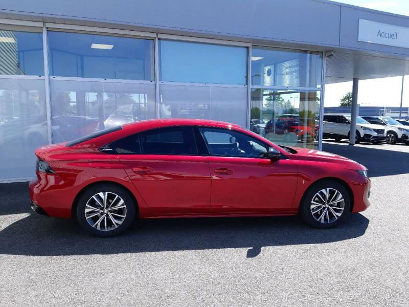 Photo 2 de l'offre de PEUGEOT 508 BLUEHDI 130CH S&S GT LINE EAT8 à 27990€ chez Carlyss automobiles Vitré