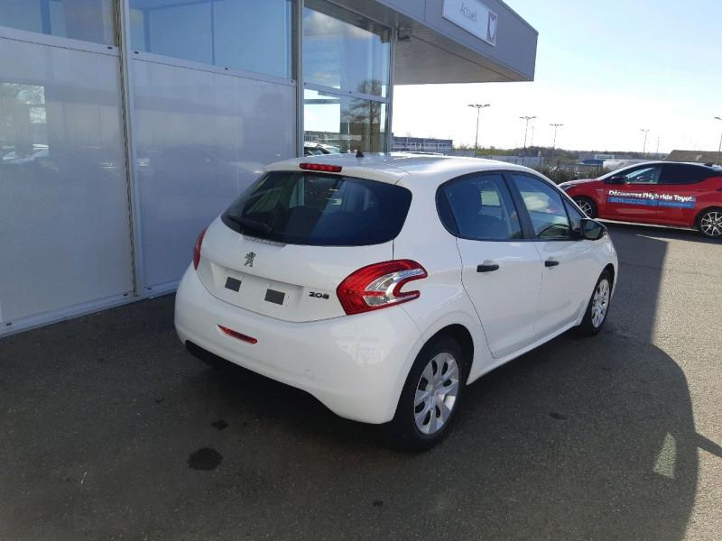 Photo 3 de l'offre de PEUGEOT 208 1.4 HDI FAP ACCESS 5P à 6990€ chez Carlyss automobiles Vitré